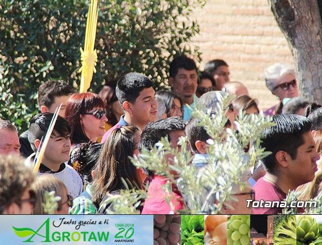Domingo de Ramos - Procesión Iglesia de Santiago - Semana Santa de Totana 2019 - 21