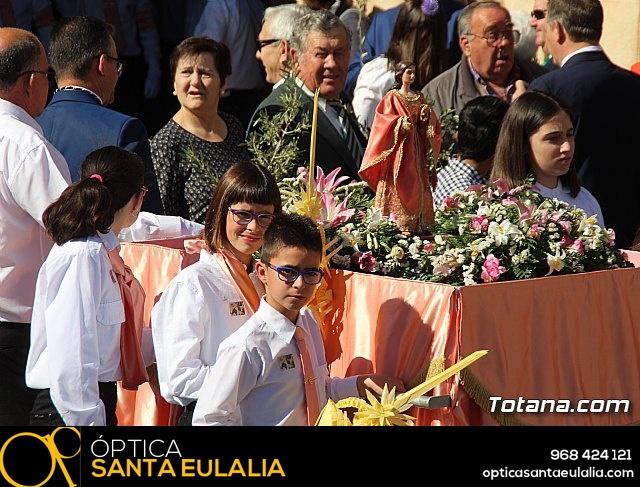 Domingo de Ramos - Procesión Iglesia de Santiago - Semana Santa de Totana 2019 - 22