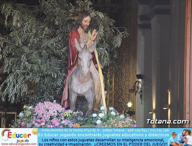 Domingo de Ramos - Procesión Iglesia de Santiago - Semana Santa de Totana 2019 - 23