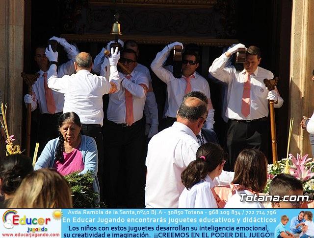Domingo de Ramos - Procesión Iglesia de Santiago - Semana Santa de Totana 2019 - 24