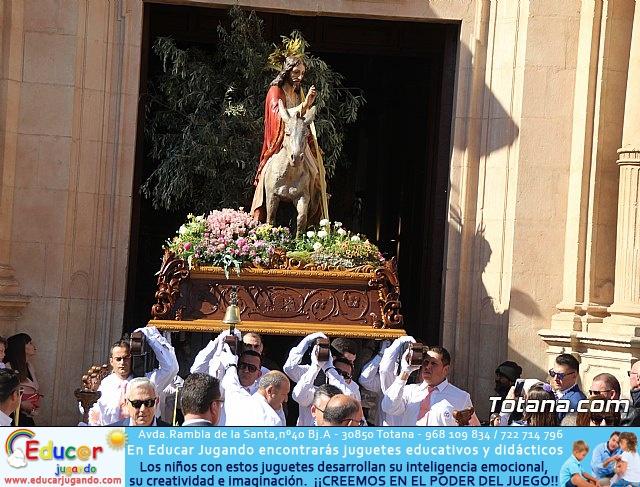 Domingo de Ramos - Procesión Iglesia de Santiago - Semana Santa de Totana 2019 - 25