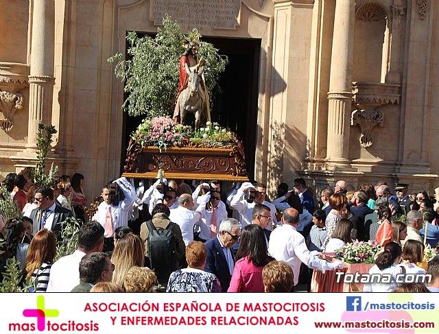 Domingo de Ramos - Procesión Iglesia de Santiago - Semana Santa de Totana 2019 - 26
