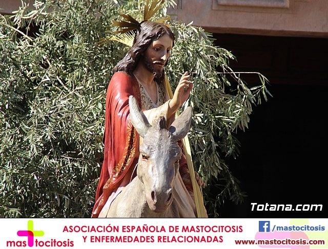 Domingo de Ramos - Procesión Iglesia de Santiago - Semana Santa de Totana 2019 - 27