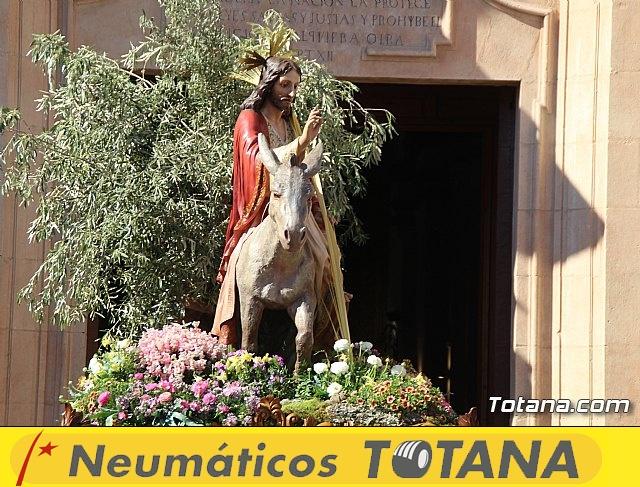 Domingo de Ramos - Procesión Iglesia de Santiago - Semana Santa de Totana 2019 - 28