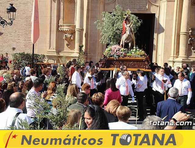 Domingo de Ramos - Procesión Iglesia de Santiago - Semana Santa de Totana 2019 - 31