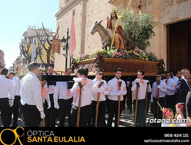Domingo de Ramos - Procesión Iglesia de Santiago - Semana Santa de Totana 2019 - 32