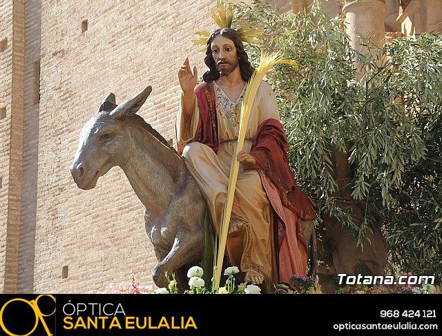 Domingo de Ramos - Procesión Iglesia de Santiago - Semana Santa de Totana 2019 - 33