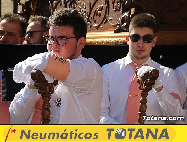 Domingo de Ramos - Procesión Iglesia de Santiago - Semana Santa de Totana 2019 - 34