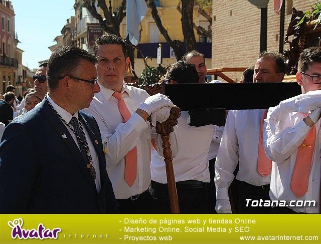 Domingo de Ramos - Procesión Iglesia de Santiago - Semana Santa de Totana 2019 - 37