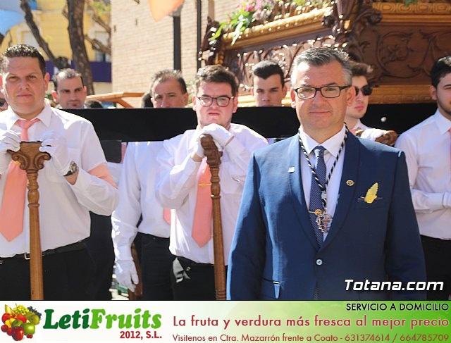 Domingo de Ramos - Procesión Iglesia de Santiago - Semana Santa de Totana 2019 - 39