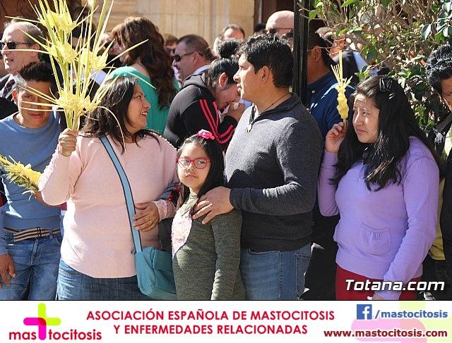 Domingo de Ramos - Procesión Iglesia de Santiago - Semana Santa de Totana 2019 - 40