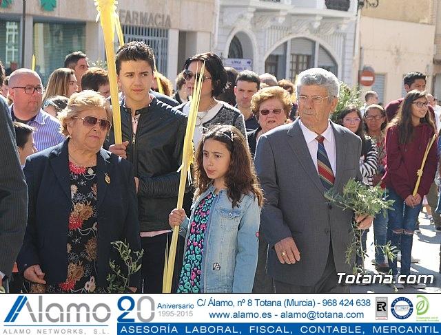 Domingo de Ramos - Procesión Iglesia de Santiago - Semana Santa de Totana 2019 - 50