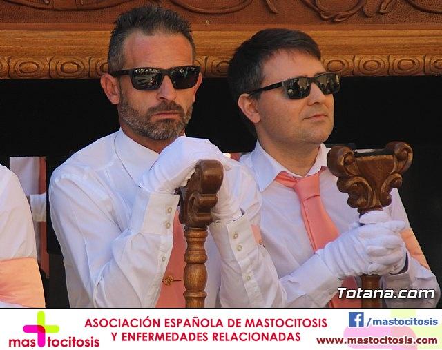 Domingo de Ramos - Procesión Iglesia de Santiago - Semana Santa de Totana 2019 - 54