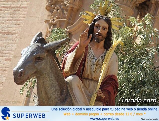 Domingo de Ramos - Procesión Iglesia de Santiago - Semana Santa de Totana 2019 - 58