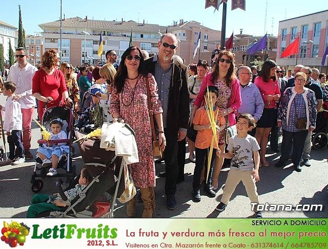 Domingo de Ramos - Procesión Iglesia de Santiago - Semana Santa de Totana 2019 - 64