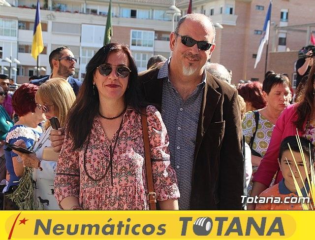 Domingo de Ramos - Procesión Iglesia de Santiago - Semana Santa de Totana 2019 - 65