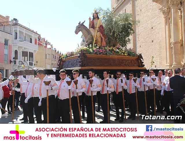 Domingo de Ramos - Procesión Iglesia de Santiago - Semana Santa de Totana 2019 - 67