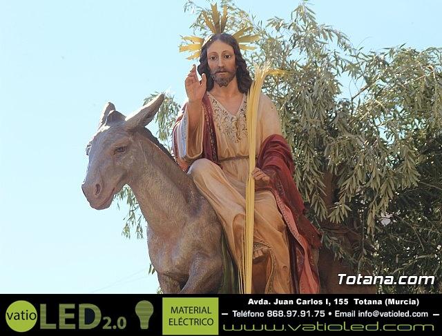 Domingo de Ramos - Procesión Iglesia de Santiago - Semana Santa de Totana 2019 - 69
