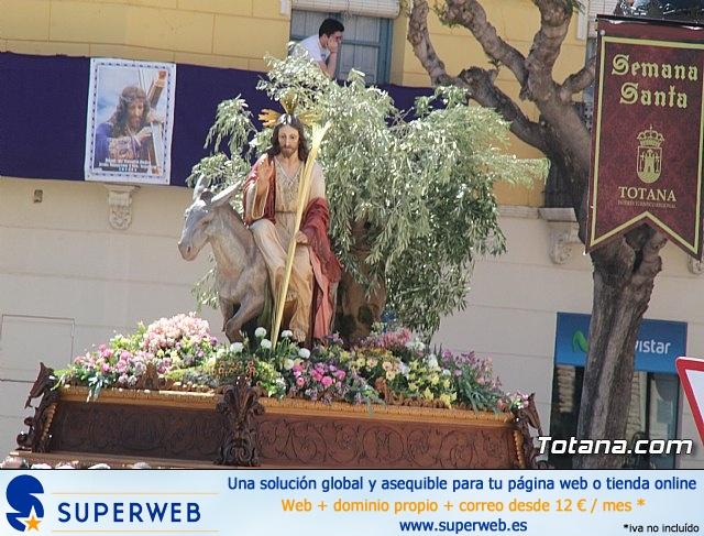 Domingo de Ramos - Procesión Iglesia de Santiago - Semana Santa de Totana 2019 - 499