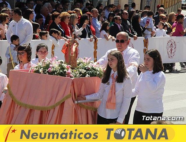 Domingo de Ramos - Procesión Iglesia de Santiago - Semana Santa de Totana 2019 - 504