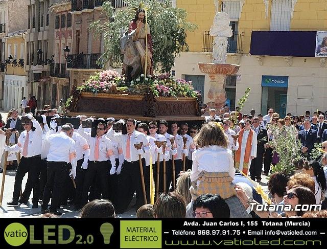 Domingo de Ramos - Procesión Iglesia de Santiago - Semana Santa de Totana 2019 - 506