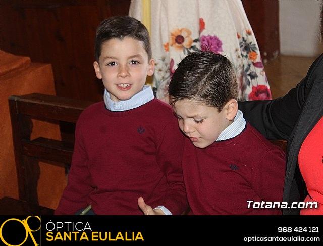 Domingo de Ramos - Procesión San Roque, Convento - Semana Santa de Totana 2019 - 3