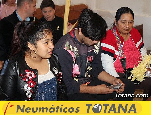 Domingo de Ramos - Procesión San Roque, Convento - Semana Santa de Totana 2019 - 8