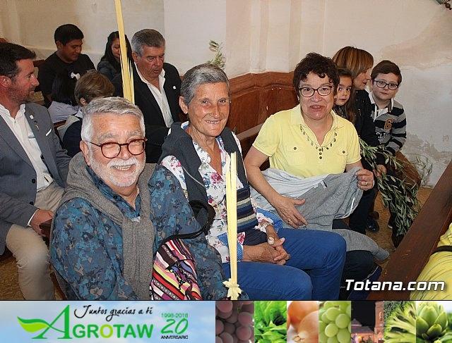 Domingo de Ramos - Procesión San Roque, Convento - Semana Santa de Totana 2019 - 14