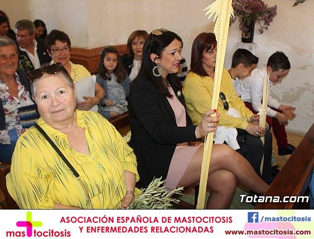 Domingo de Ramos - Procesión San Roque, Convento - Semana Santa de Totana 2019 - 16