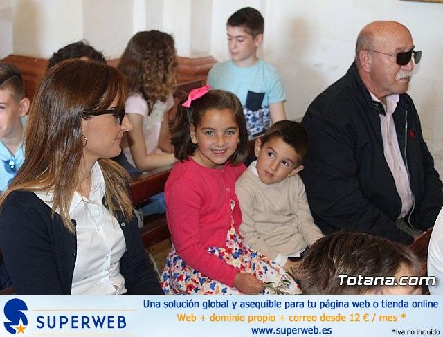 Domingo de Ramos - Procesión San Roque, Convento - Semana Santa de Totana 2019 - 25