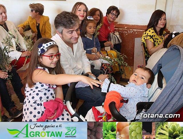 Domingo de Ramos - Procesión San Roque, Convento - Semana Santa de Totana 2019 - 27