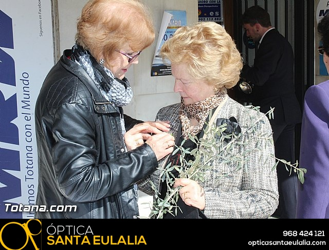 Domingo de Ramos - Procesión Iglesia Santiago - Semana Santa 2016 - 3