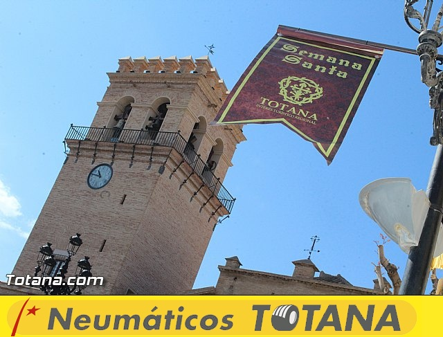 Domingo de Ramos - Procesión Iglesia Santiago - Semana Santa 2016 - 7