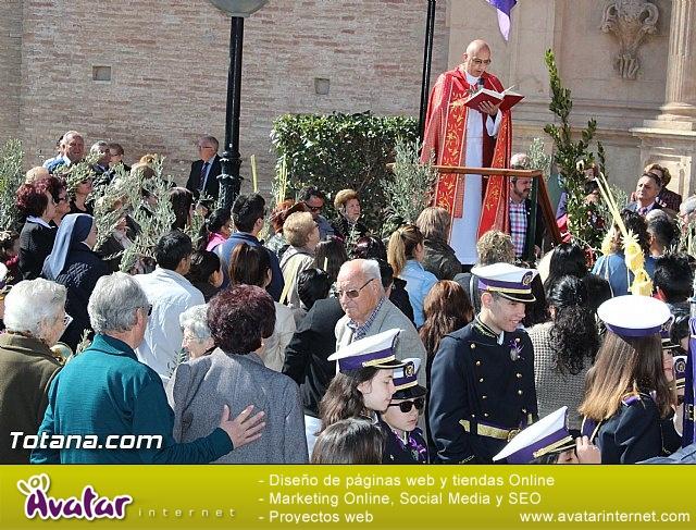 Domingo de Ramos - Procesión Iglesia Santiago - Semana Santa 2016 - 8