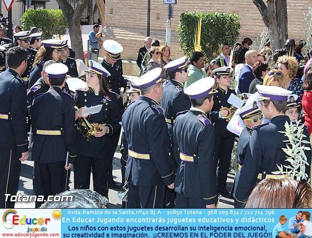 Domingo de Ramos - Procesión Iglesia Santiago - Semana Santa 2016 - 9