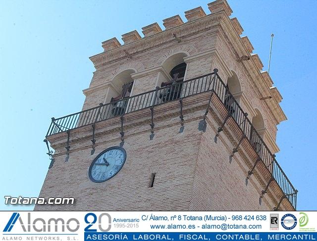 Domingo de Ramos - Procesión Iglesia Santiago - Semana Santa 2016 - 11