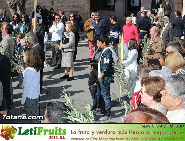 Domingo de Ramos - Procesión Iglesia Santiago - Semana Santa 2016 - 12