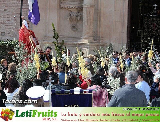 Domingo de Ramos - Procesión Iglesia Santiago - Semana Santa 2016 - 14