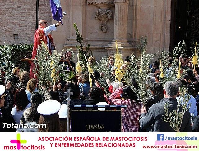 Domingo de Ramos - Procesión Iglesia Santiago - Semana Santa 2016 - 15