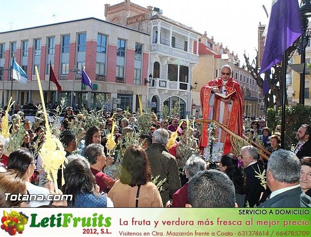 Domingo de Ramos - Procesión Iglesia Santiago - Semana Santa 2016 - 18