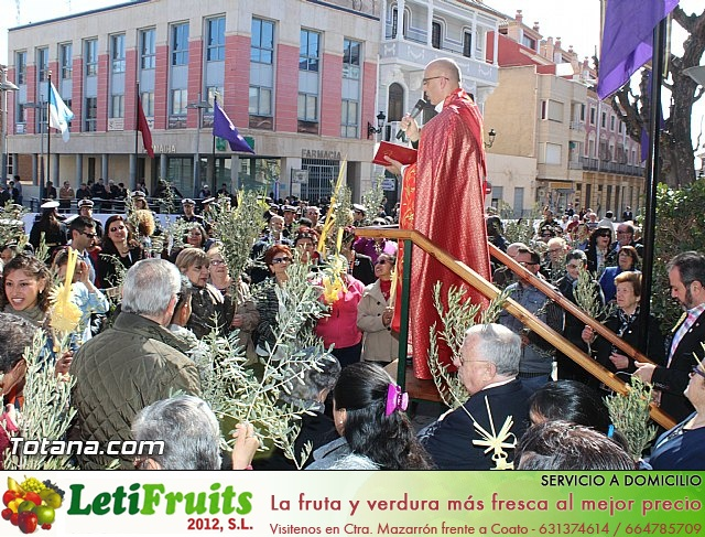 Domingo de Ramos - Procesión Iglesia Santiago - Semana Santa 2016 - 19