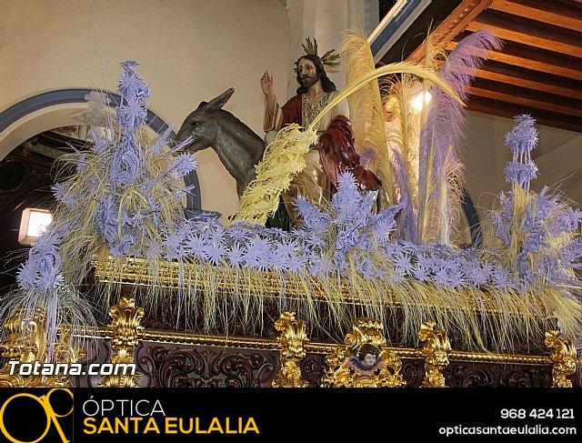 Domingo de Ramos - Procesión Iglesia Santiago - Semana Santa 2016 - 23