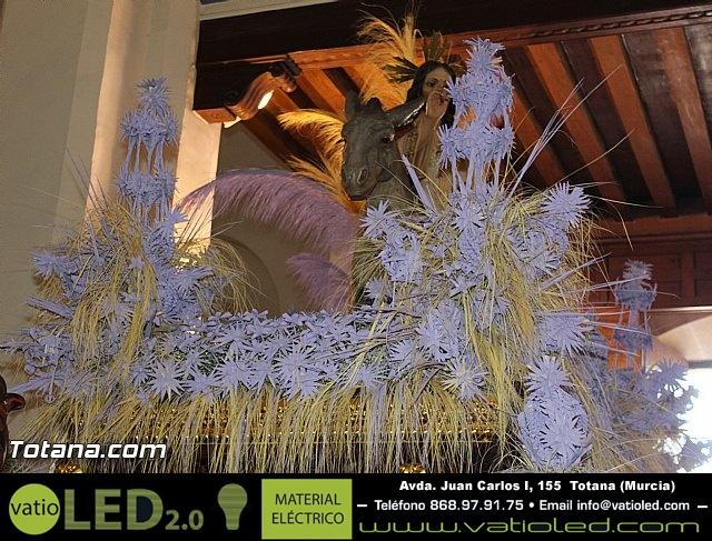 Domingo de Ramos - Procesión Iglesia Santiago - Semana Santa 2016 - 24