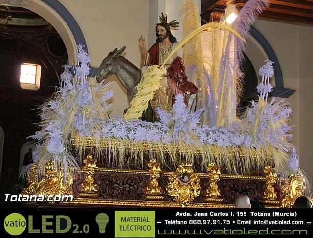 Domingo de Ramos - Procesión Iglesia Santiago - Semana Santa 2016 - 25