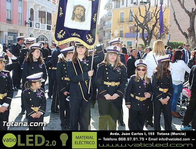 Domingo de Ramos - Procesión Iglesia Santiago - Semana Santa 2016 - 30