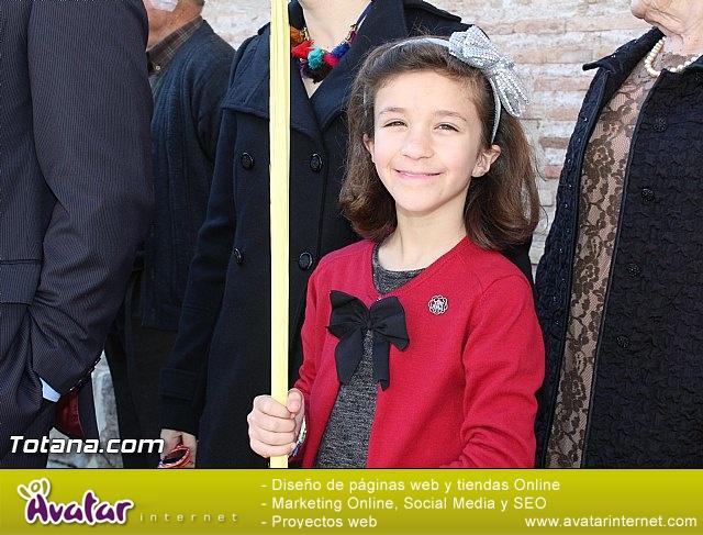 Domingo de Ramos - Procesión Iglesia Santiago - Semana Santa 2016 - 31