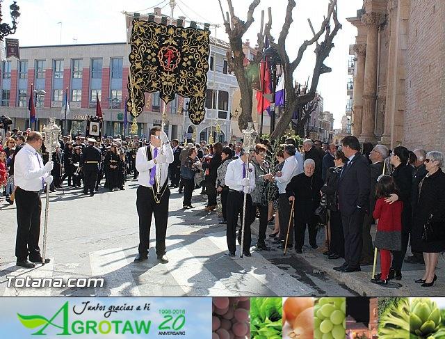 Domingo de Ramos - Procesión Iglesia Santiago - Semana Santa 2016 - 32