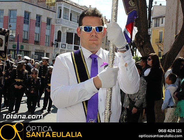 Domingo de Ramos - Procesión Iglesia Santiago - Semana Santa 2016 - 33