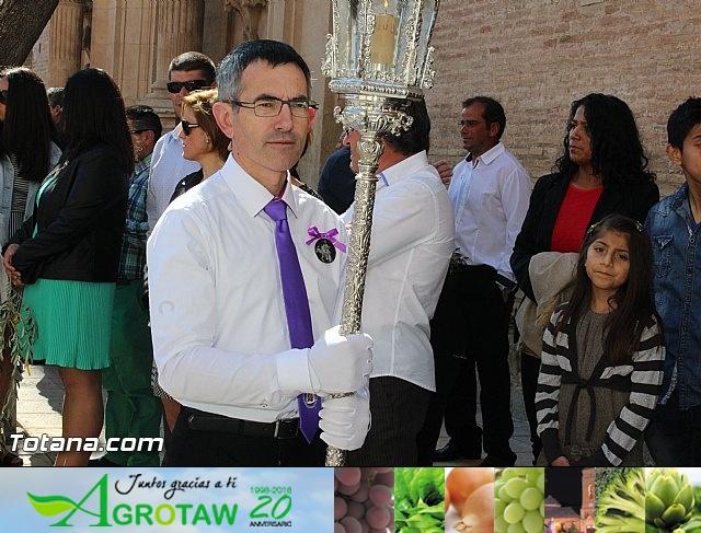 Domingo de Ramos - Procesión Iglesia Santiago - Semana Santa 2016 - 34