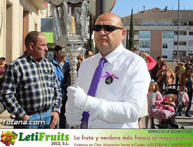 Domingo de Ramos - Procesión Iglesia Santiago - Semana Santa 2016 - 35